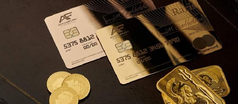 Ovo je najskuplja kreditna kartica na svetu: Napravljena je od zlata i nema limit