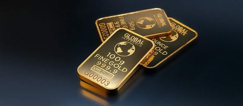 Napravljeno zlato koje liči na plastiku