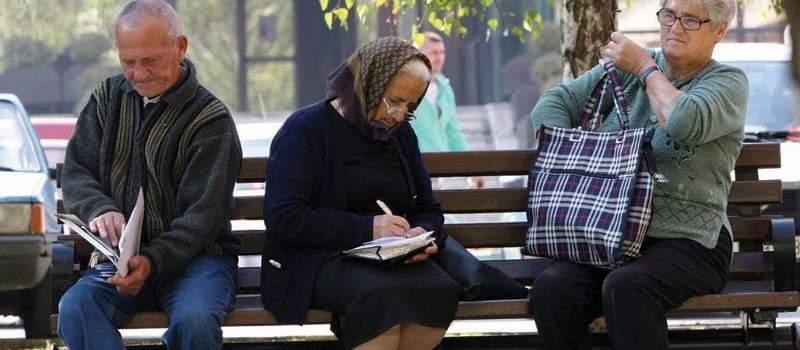 Penzioneri, klijenti po meri svakog bankara
