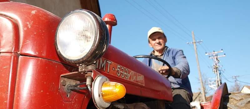 Kako da kupite traktor upola cene?