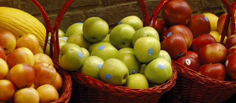 Jabuka najprodavanija na Veletržnici Beograd