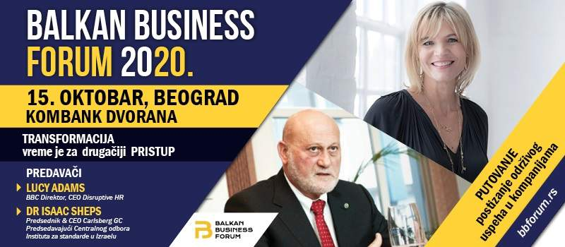 Balkan biznis forum pomeren za 15. oktobar