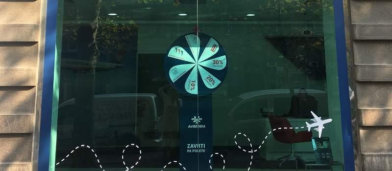 Zavrtite točak sreće na krilima ER Srbije