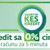 """Smart keš kredit"", jedini 100% digitalni keš kredit"