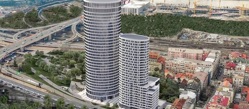 Skyline Omnia: Počinje izgradnja nove poslovne kule u Beogradu
