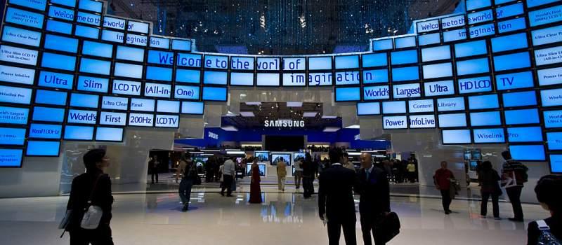 Samsungov put od izvoza ribe do pametnih telefona