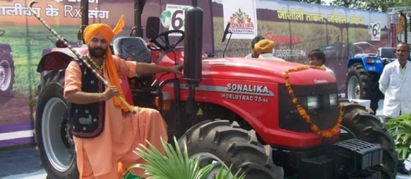 Indijski traktori sklapaće se u Boljevcima
