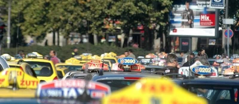 Taksisti plaćaju doprinose za 1997. pre penzije