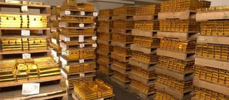 Medveđa leži na najmanje 78 tona zlata